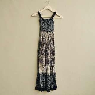 CAMBODIA Maxi Dress