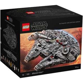 *FAST DEAL* Lego 75192 UCS MILLENNIUM FALCON