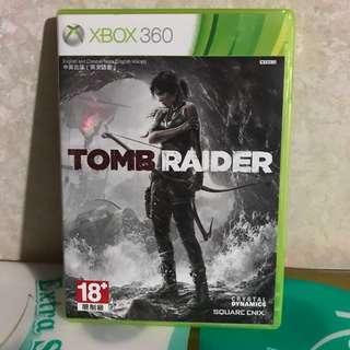 Xbox 360 中文版 Tomb Raider