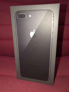iPhone 8 Plus 256 gb (+ Free Screen Protector)