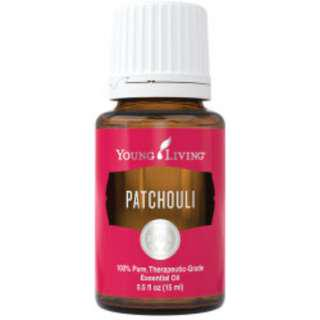 Young Living Patchouli Essential Oil 15ml