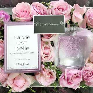 Lancome La Vie Est Belle EDP. 75ml.