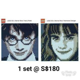 Lego Harry Potter & Harmonie Mosaic