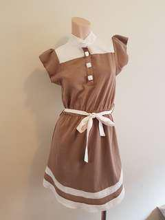 Cute EF vintage style dress in size S