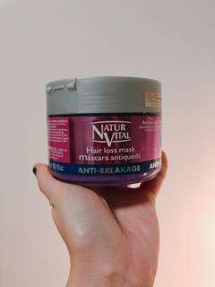 natural vital hair loss mask