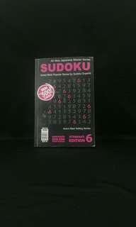 SUDOKU Japanese Master Series 6 #bajet20