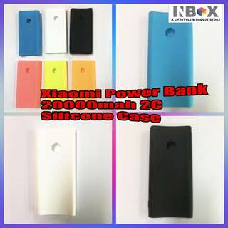 🚚 Silicone case for Xiaomi 20000mah 2C