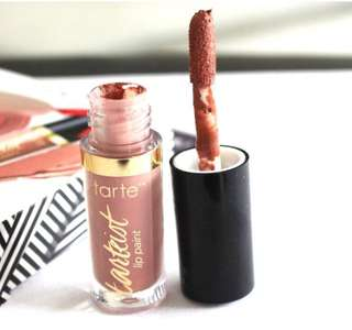 [Free with purchase] Tarte Taretist Lip Paint in Birthday Suit