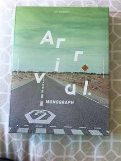 Got7 arrival monograph