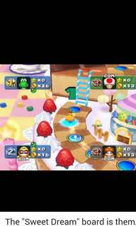 《原廠、正貨,9成新》Nintendo GameCube MarioParty 5  (孖寶兄弟Party 5)  Excellent game for families & friends gathering. Dice Game With Special Games.  https://en.m.wikipedia.org/wiki/Mario_Party_5  100% Original  Made in USA 🇺🇸  美國製造 Super deals