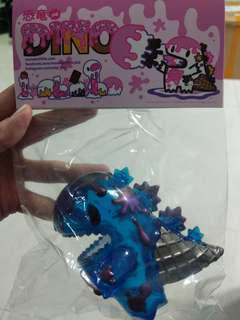 Ziqi dino blue toys station exclusive sold out.