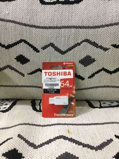 Toshiba 64GB Flashdrive