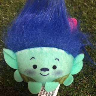 Trolls mini plush Branch