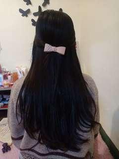 Pasang rambut rambung hair extension