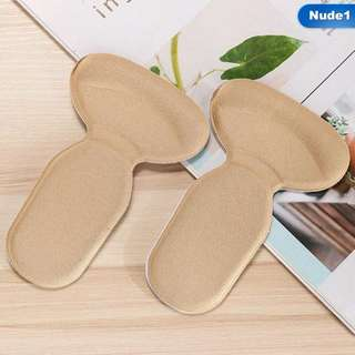 1 Pair Soft Silicone High Heel Cushion Protector Feet Foot Care Shoes Pad Insole