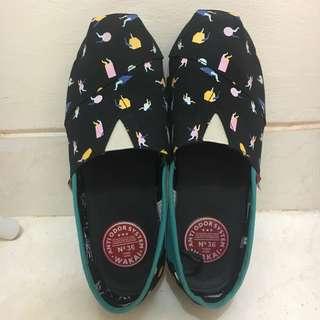 Sepatu Wakai Size 36