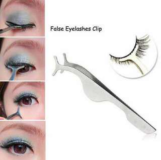 FAKE FALSE EYE LASHES CLIP