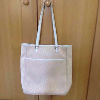 Authentic Christian Dior Tote Bag
