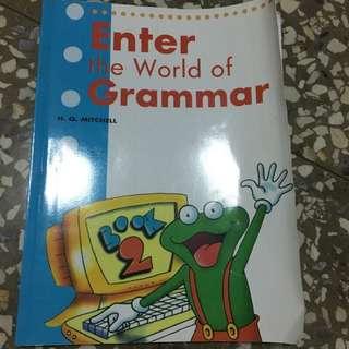 🚚 Enter the World Grammar, H. Q. MITCHELL #換你當學霸