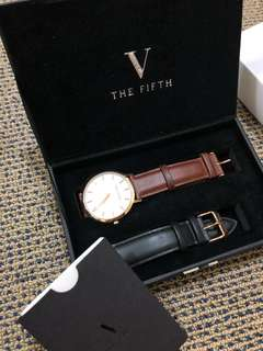 TheFifth / The Fifth Tribeca watch PRICEDROP