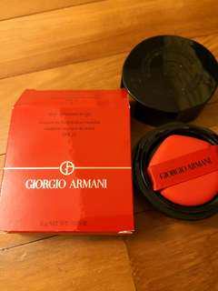 My Armani To Go Essence-in-foundation Cushion refill no.3