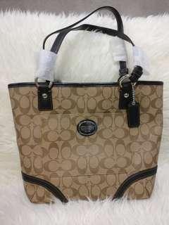 Authentic Coach Handbag F18917