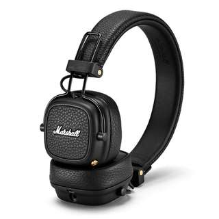 [BNIB AUTHENTIC] Marshall Major III 3 Bluetooth Wireless Headphone Black
