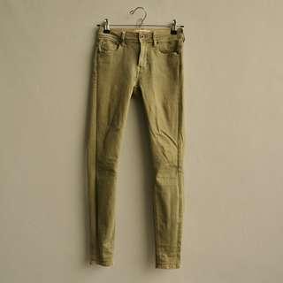 BULLHEAD Fatigue Skinny Jeans