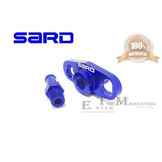 SARD FUEL REGULATOR ADAPTOR TOYOTA / NISSAN / MITSUBISHI GSR NEW / SUBARU(small)