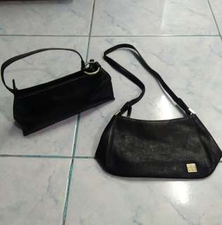 Preloved Leather Bags