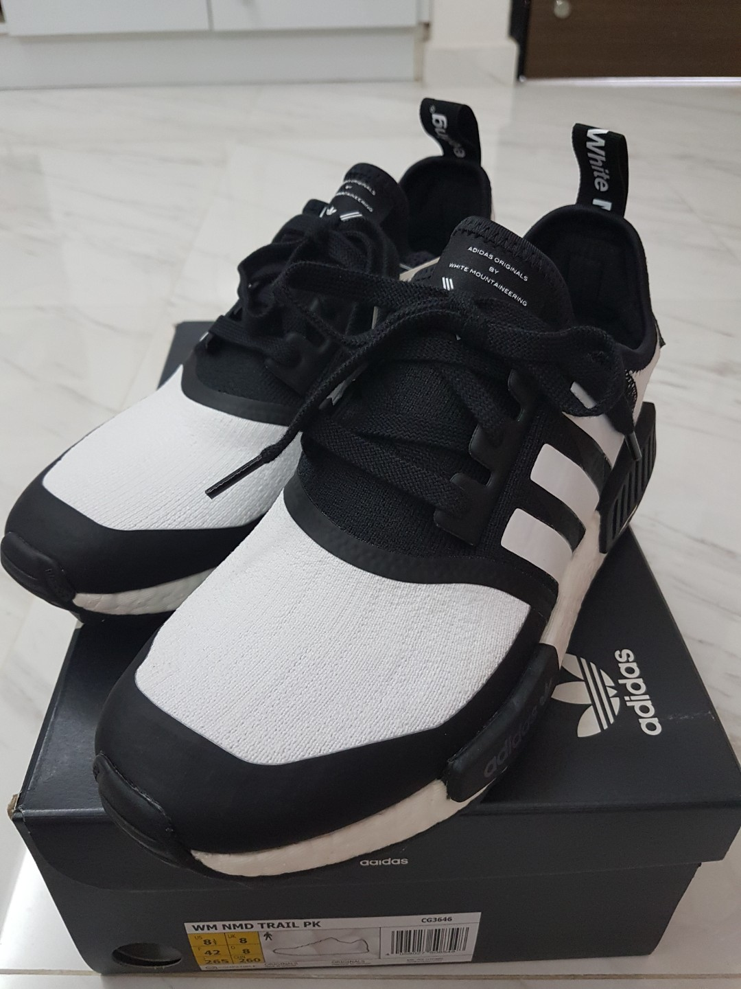 1ff9076bf34d Adidas NMD x White Mountaineering