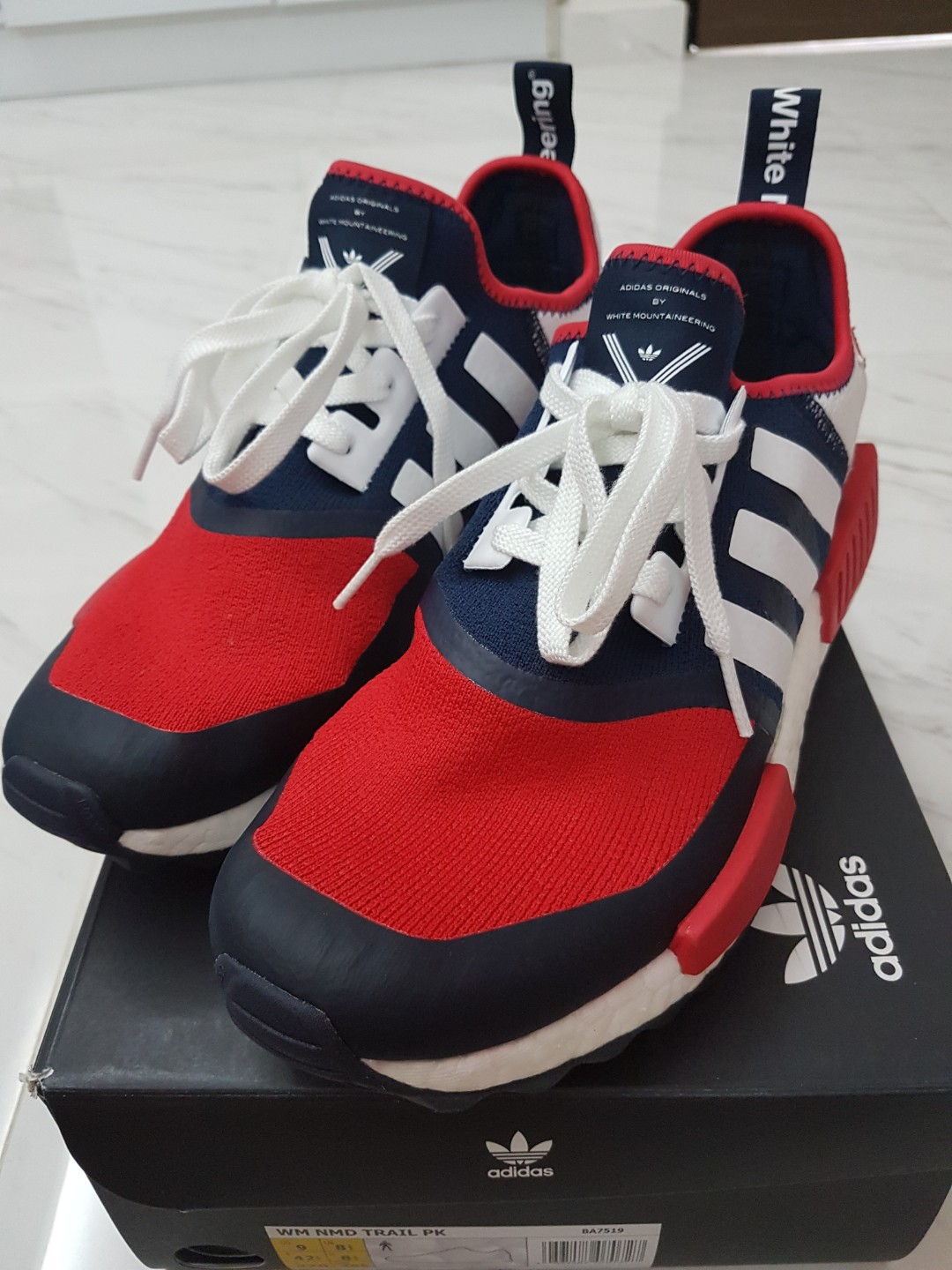 6db0e2591 Adidas NMD x White Mountaineering