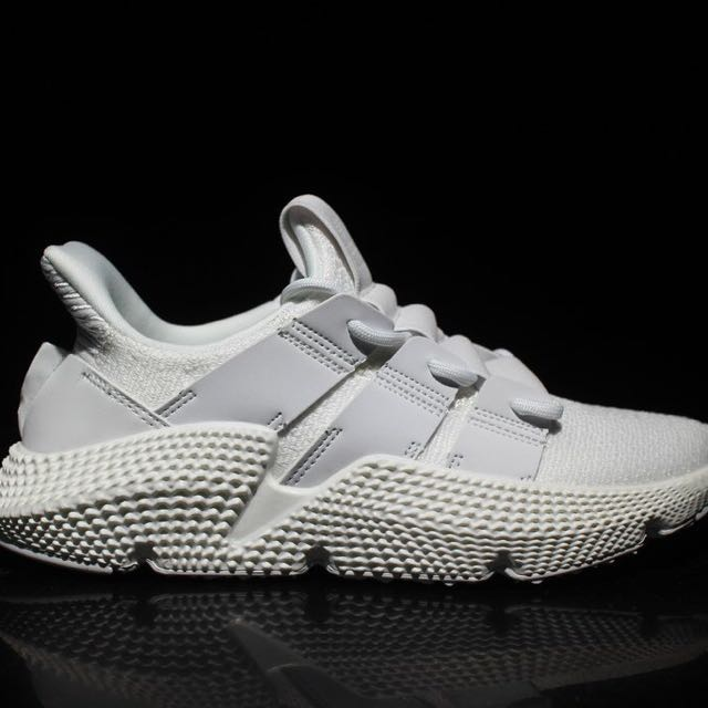 "best sneakers becab 34e87 Adidas Prophere Climacool EQT ""All White"