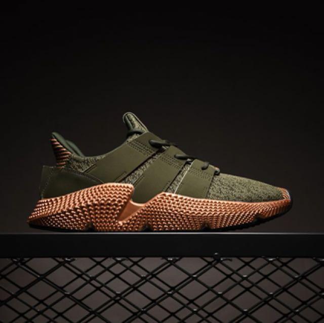 "outlet store ec5df dda61 Adidas Prophere Climacool EQT ""Dark Green/ Brown"