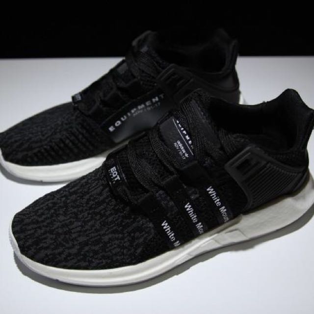 """newest f0836 21dc8 Adidas x White Mountaineering EQT Support 93/17 """"Speckle Black/White"""""""