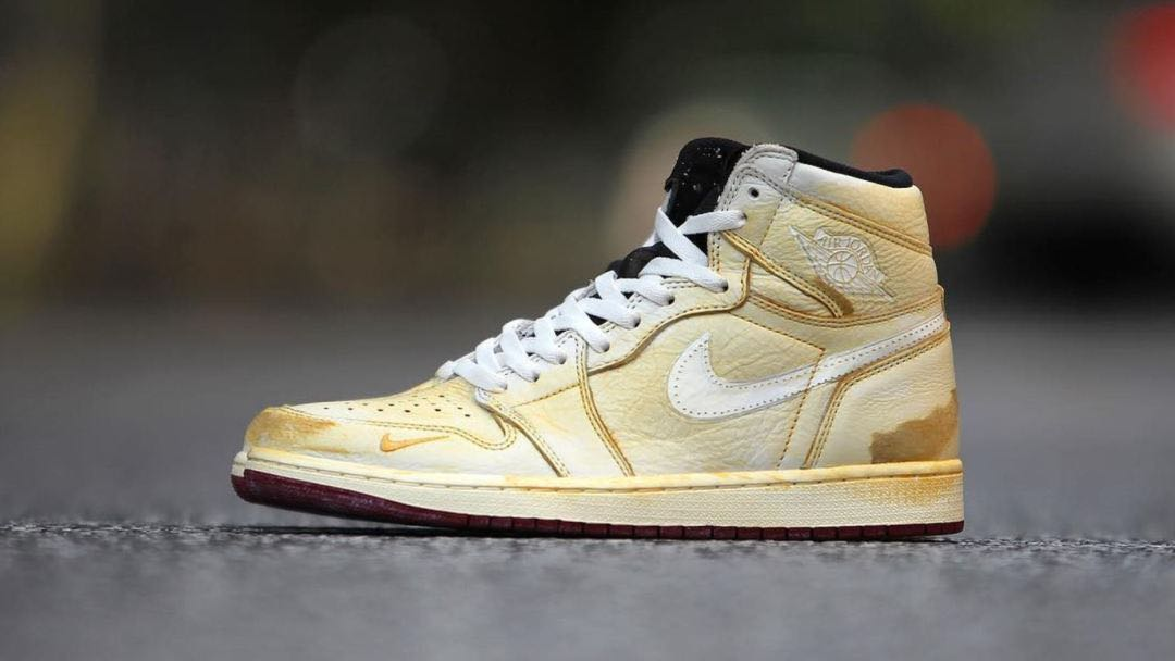 a5246225fc5 Air Jordan 1 OG NRG Nigel Sylvester, Men's Fashion, Footwear ...