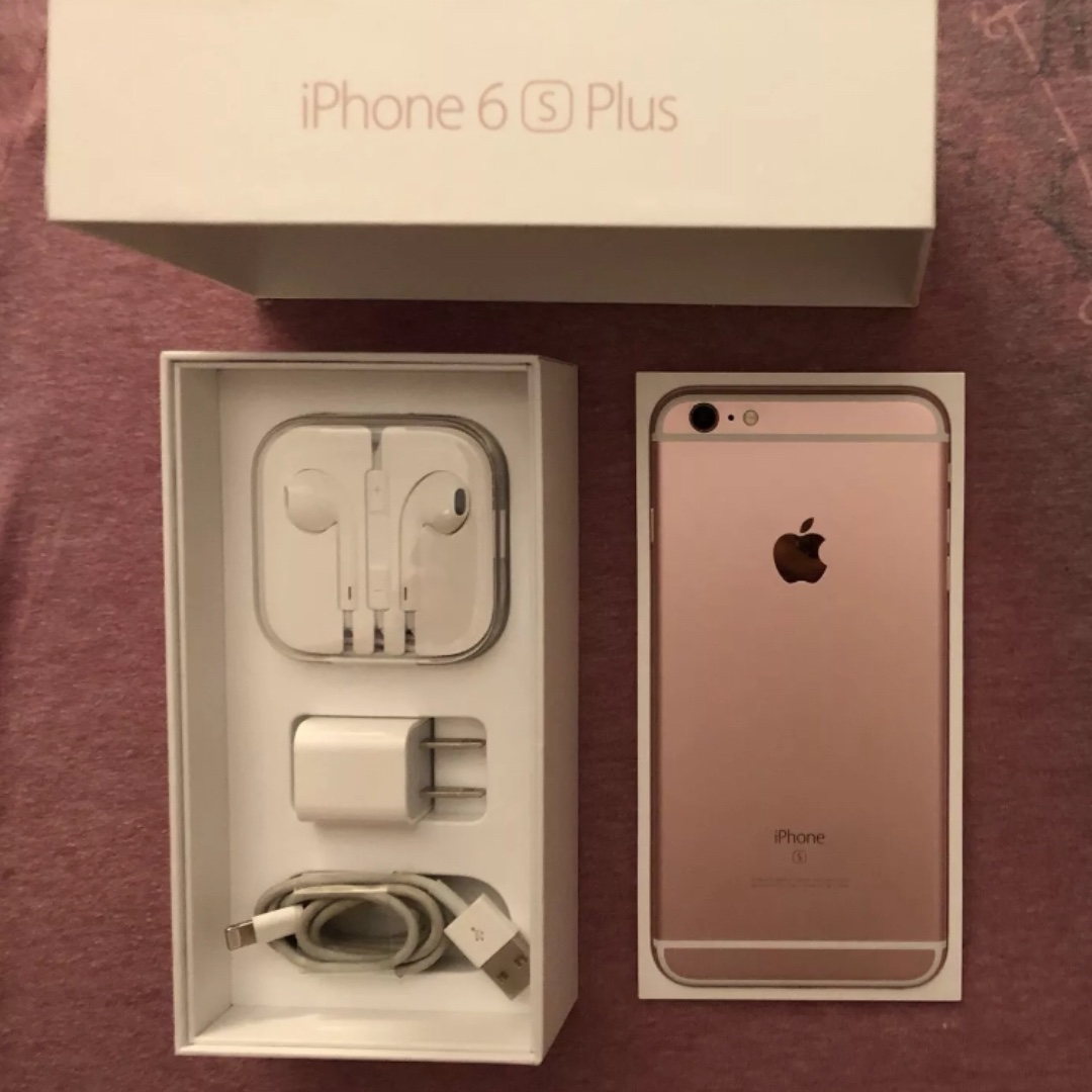 Apple Iphone 6s Plus 32gb Mobile Phones Tablets 6 Photo