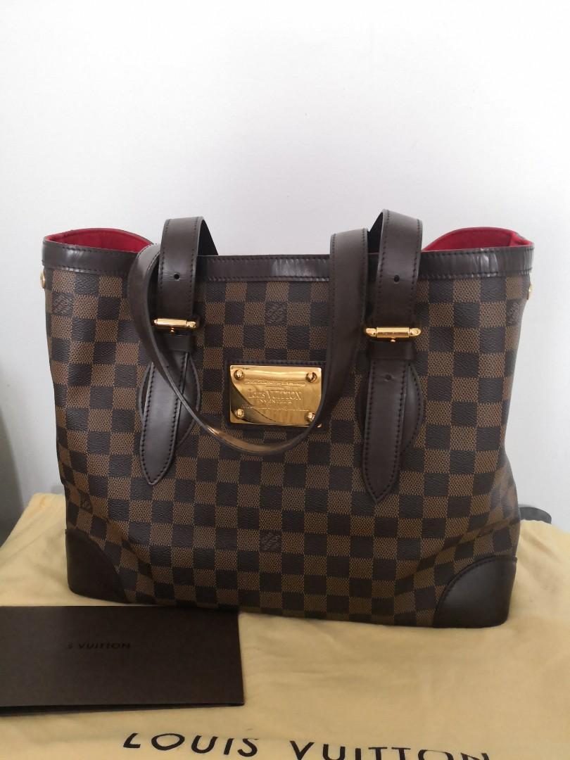 5b1650b5ac5 Authentic Louis Vuitton Hampstead MM, Luxury, Bags   Wallets ...