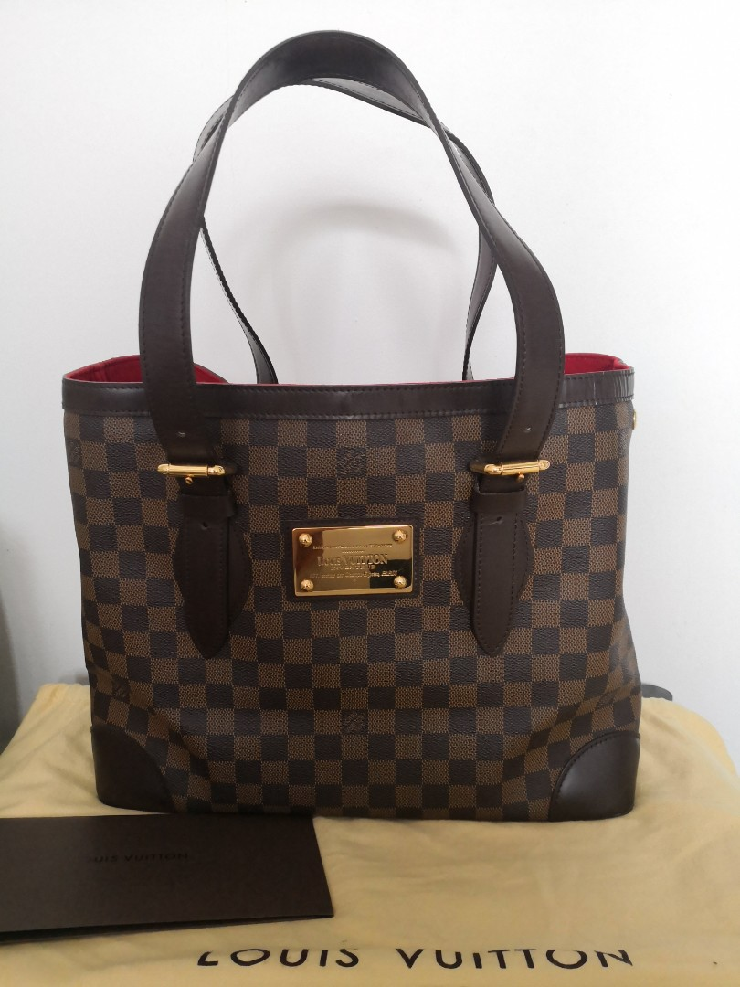 0f16bcd16da2 Authentic Louis Vuitton Hampstead MM