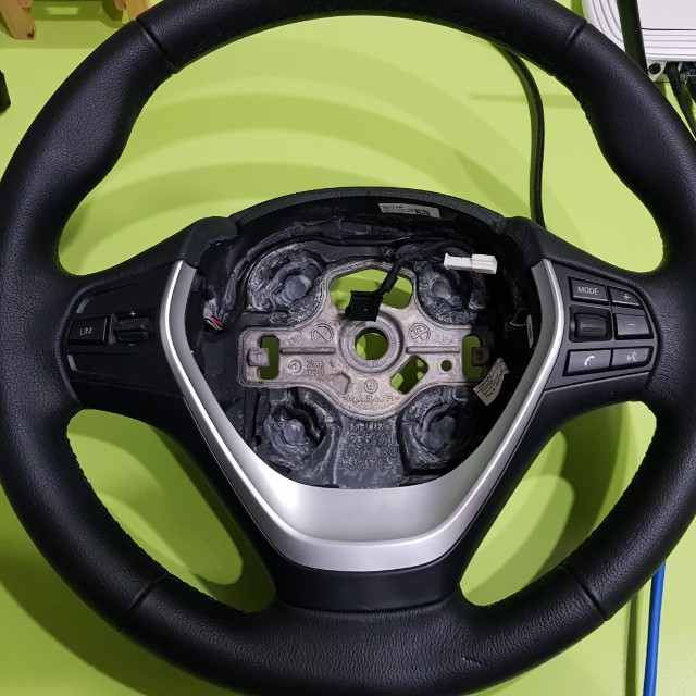 In Stock Original Bmw F30 Steering Wheel Car Accessories