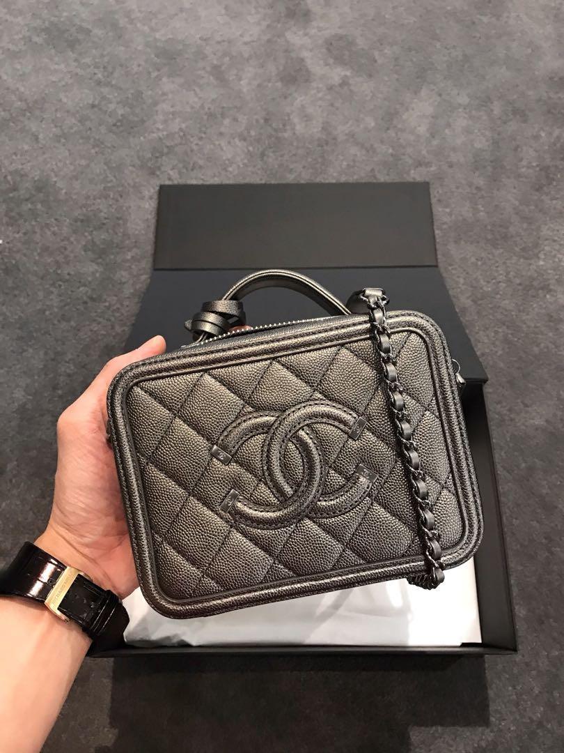 8143d38d624a Chanel Vanity Case