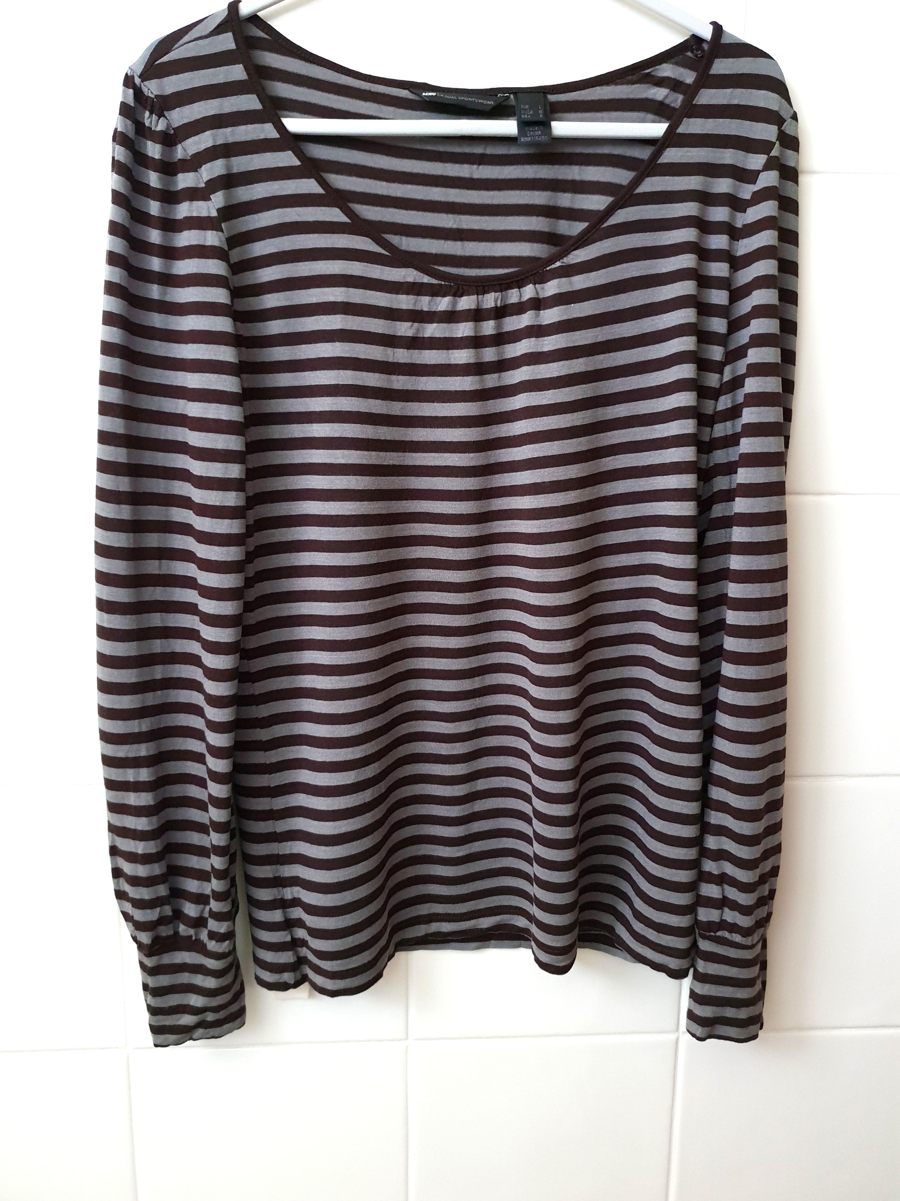 04a8f53765958 Classic Striped Mango Top