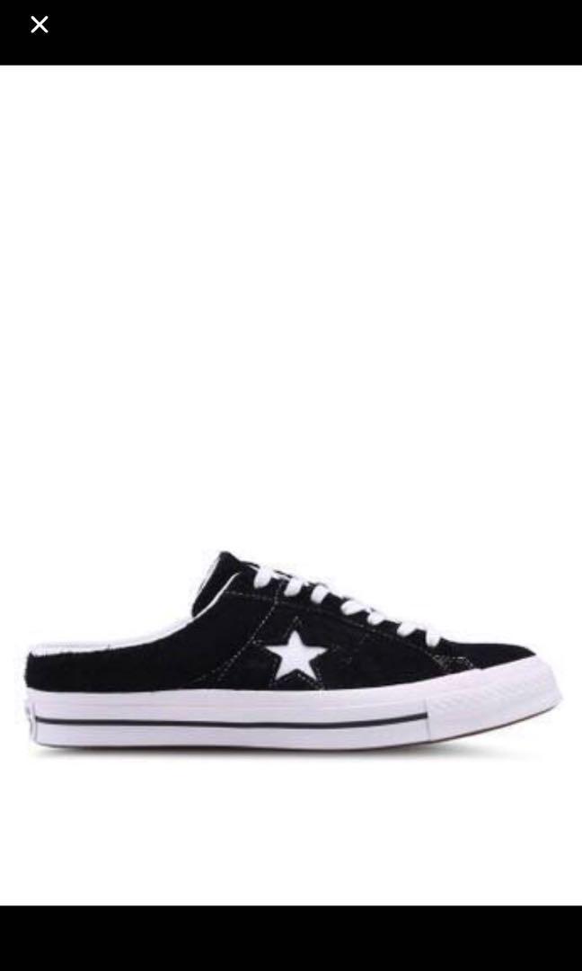 Converse One Star Mule Slip (WOMEN 6