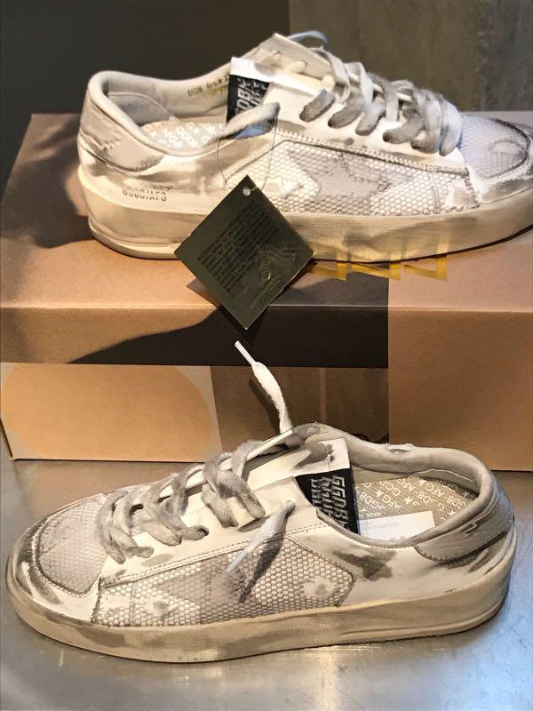 Golden goose stardan sneakers, Men's
