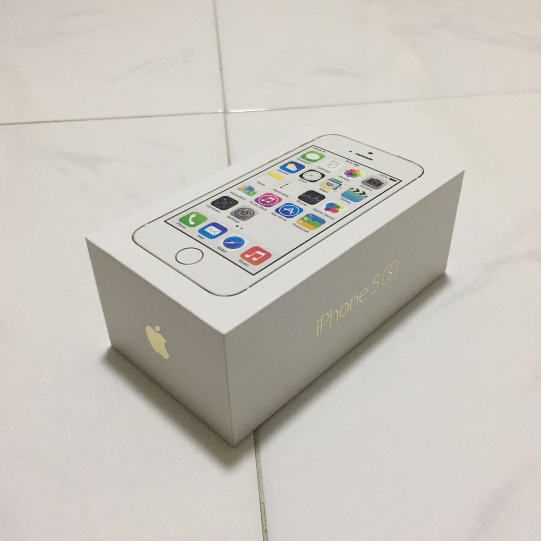 42e75e1c2 iPhone 5S Box + Manual + Pin, Mobile Phones & Tablets, iPhone ...