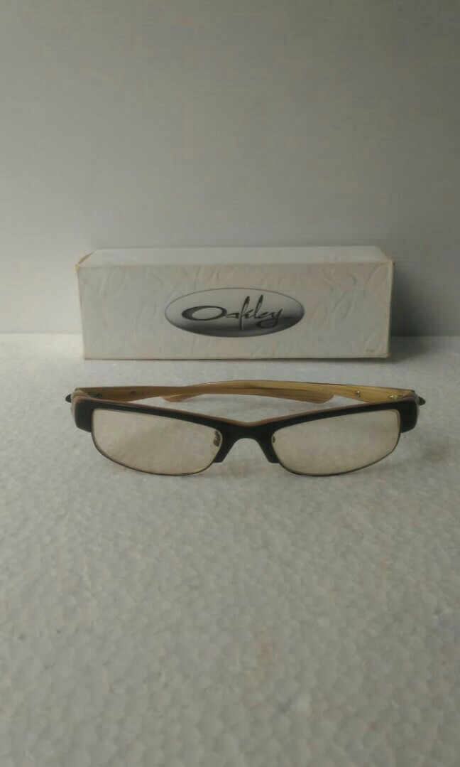 kacamata optical Oakley Yardstick 1.1 Capucino unisex original ... 9106350f28