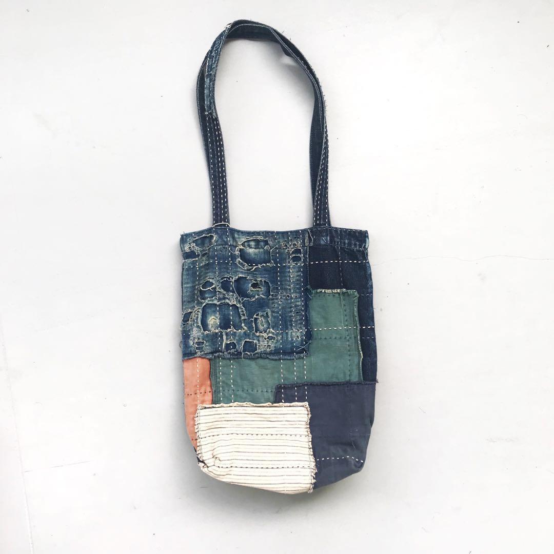 81e50a8475b Kapital Boro Tote Bag