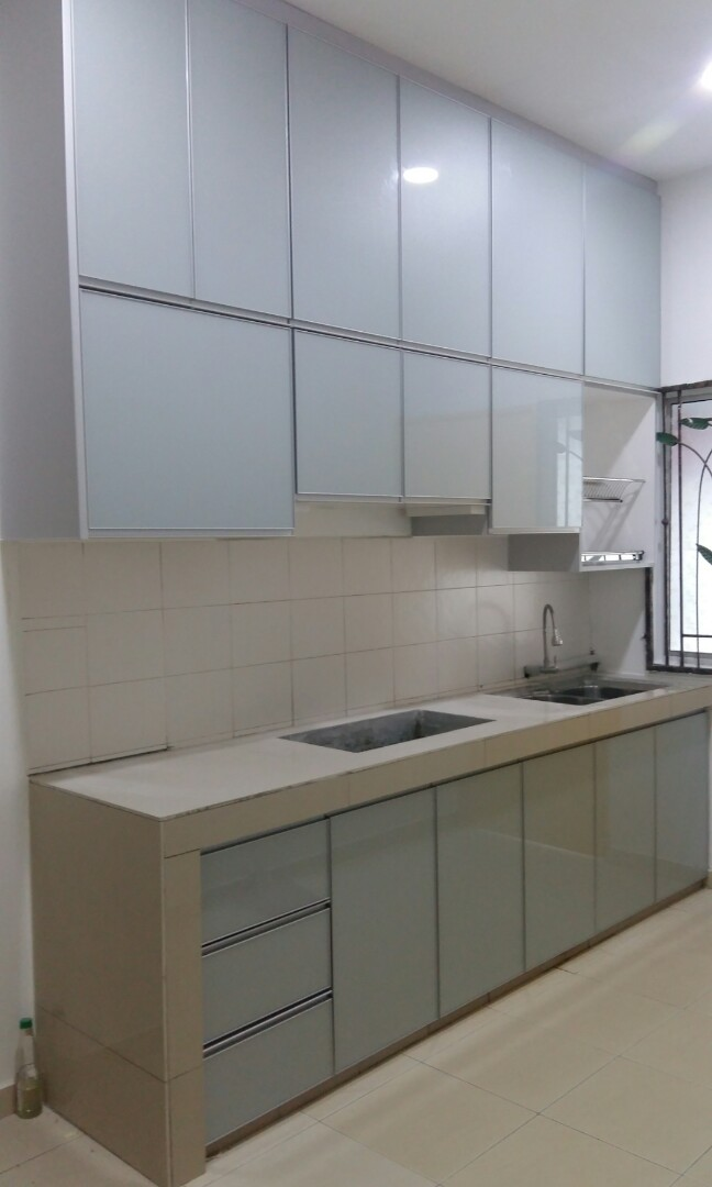 Kitchen Cabinets Acrylic 3g Home Furniture Furniture On Carousell