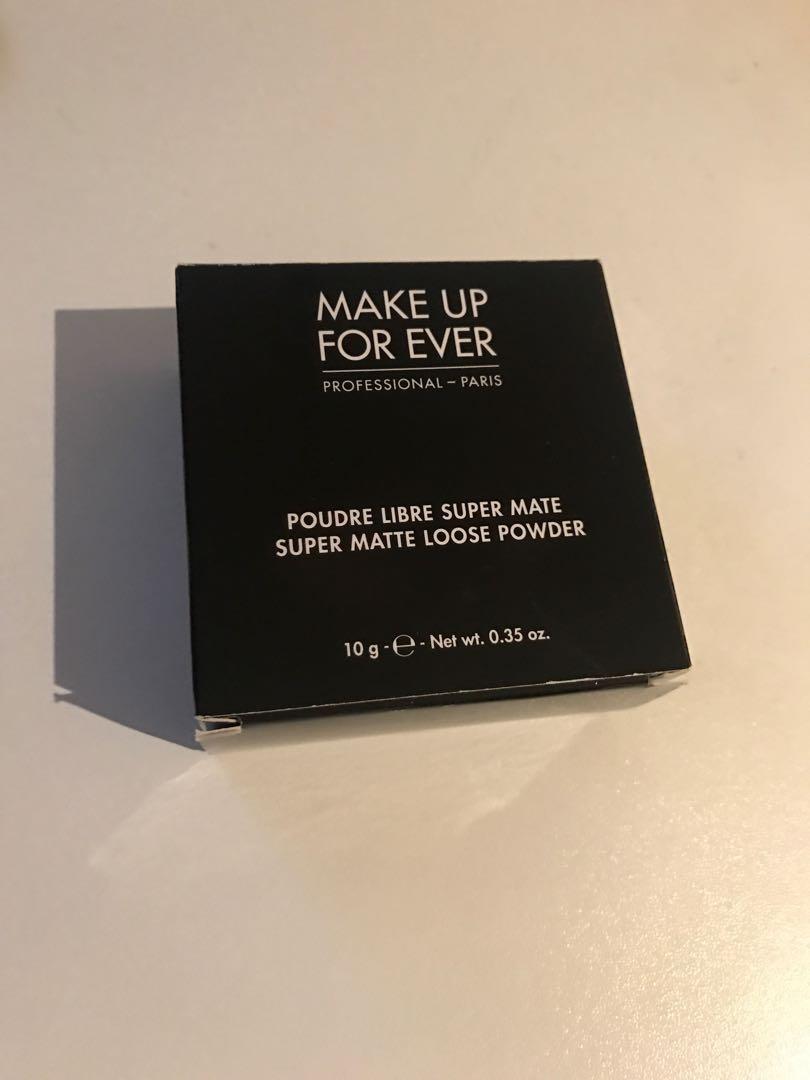Makeup forever super matte loose power health beauty makeup jpg 810x1080 Super matte powder make up