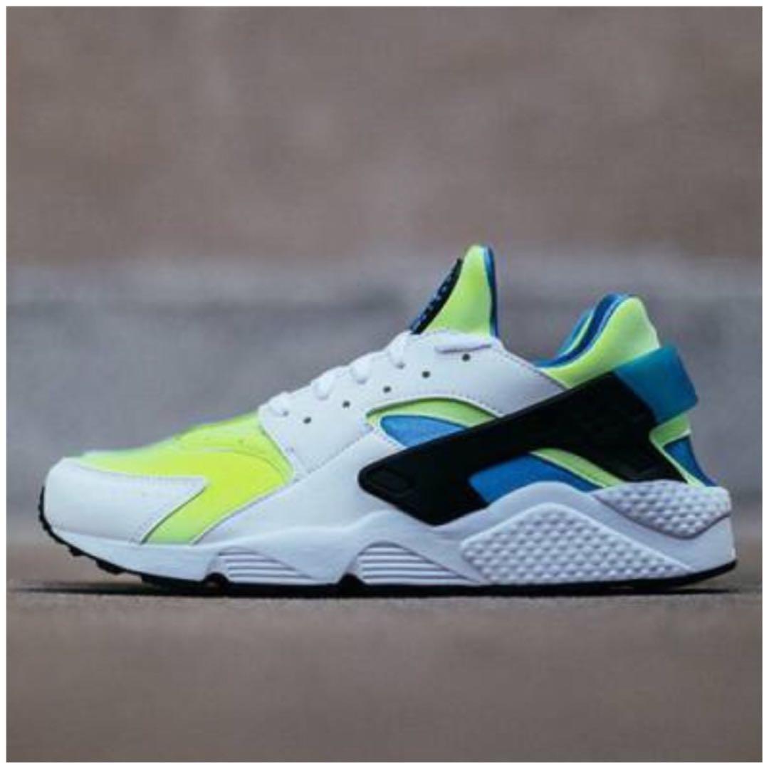 sneakers for cheap 2cd61 efadd Men s Nike Air Huarache Run SE - Phantom Blue, Men s Fashion ...